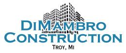 Dimambro Construction logo